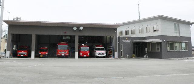 松阪北消防署