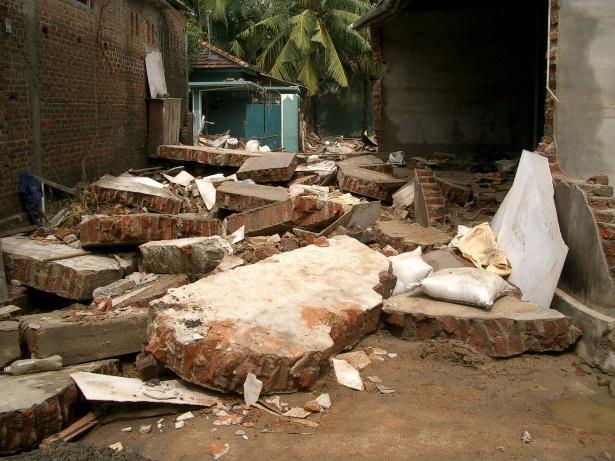 スマトラ沖地震・津波災害 被害状況